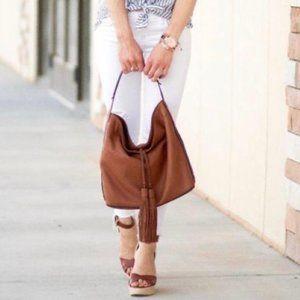 Rebecca Minkoff Almond Isobel Hobo Bag